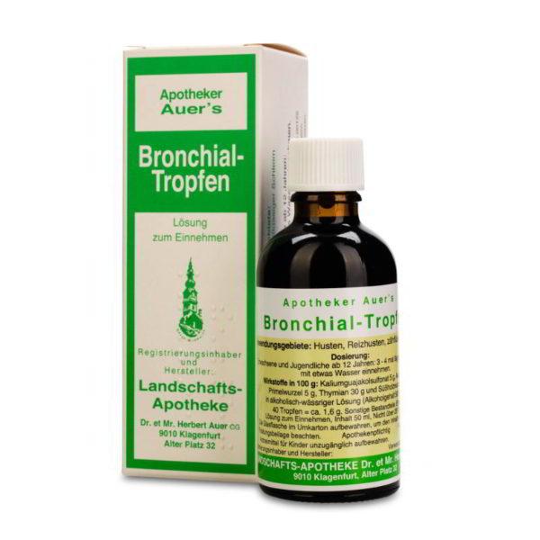 Apotheker Auer's Bronchial-Tropfen