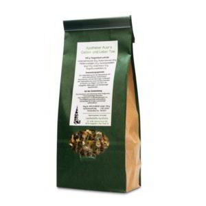 100 g Teegemisch Gallen- und Leber-Tee aus der Landschafts-Apotheke Klagenfurt
