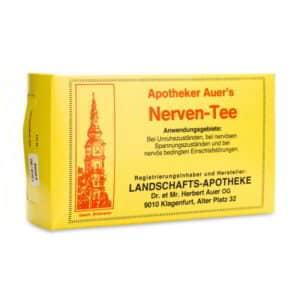 Apotheker Auer's Nerven-Tee